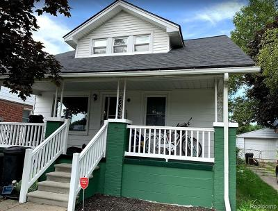 Flat Rock Single Family Home For Sale: 27110 Wager Street