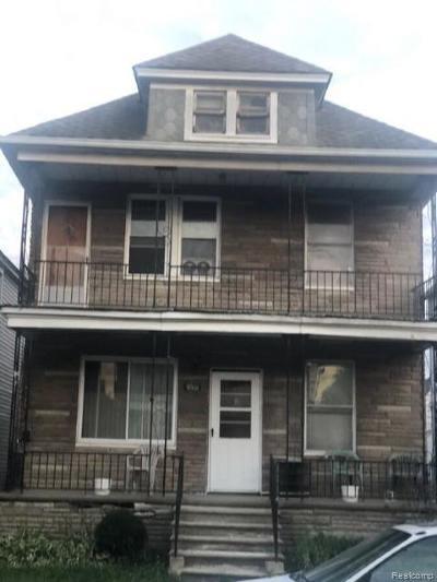 Hamtramck Multi Family Home For Sale: 2696 Pulaski Street