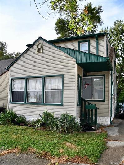 Ferndale Single Family Home For Sale: 1331 E Bennett Avenue