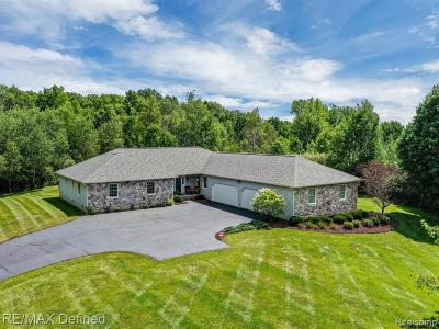 Single Family Home For Sale: 2005 S Elba Road