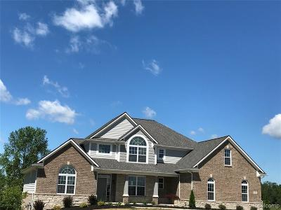 Single Family Home For Sale: 329 Baintree Boulevard