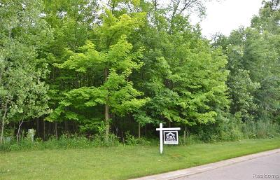 Grosse Ile, Gross Ile, Grosse Ile Twp Residential Lots & Land For Sale: Westcroft