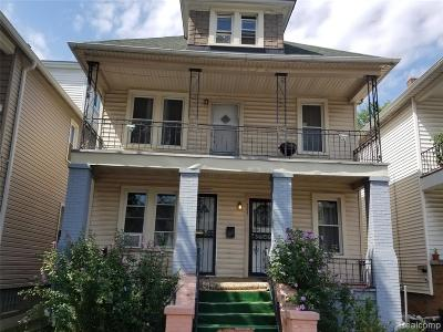 Hamtramck Multi Family Home For Sale: 2357 Holmes Street