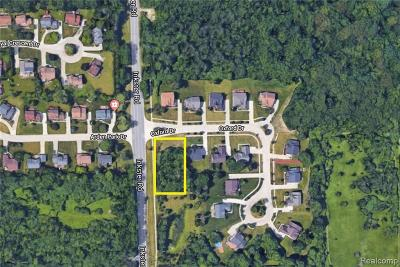 Southfield Residential Lots & Land For Sale: 27387 Oxford Drive