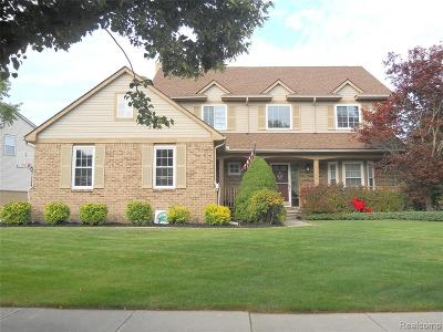 Wixom Single Family Home For Sale: 4218 Warrington Drive