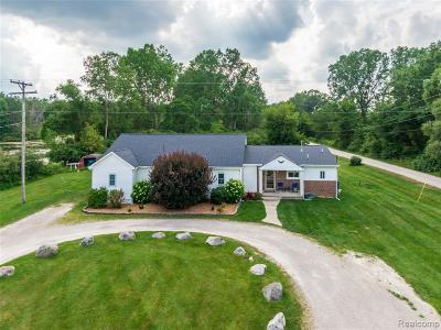 Single Family Home For Sale: 1290 Hunter Road