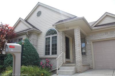 Dearborn Heights Condo/Townhouse For Sale: 31 Hickory Court