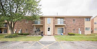Fraser Condo/Townhouse For Sale: 34653 Clarkson Drive E #71