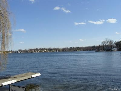 Lake Orion Single Family Home For Sale: 600 Buena Vista