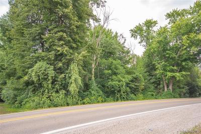 Shelby Twp Residential Lots & Land For Sale: 11855 25 Mile Road
