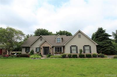 Single Family Home For Sale: 10086 Newfound Gap
