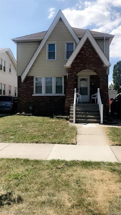 Dearborn Single Family Home For Sale: 6531 Calhoun Street