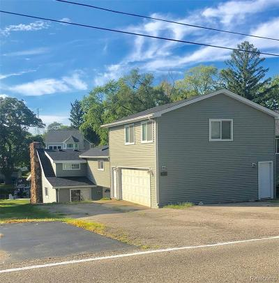 Waterford Twp Single Family Home For Sale: 3109 Lansdowne Road