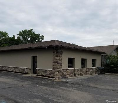 Oakland County Commercial Lease For Lease: 5770 Highland Road