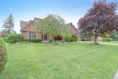 Troy Single Family Home For Sale: 1614 Lexington Drive