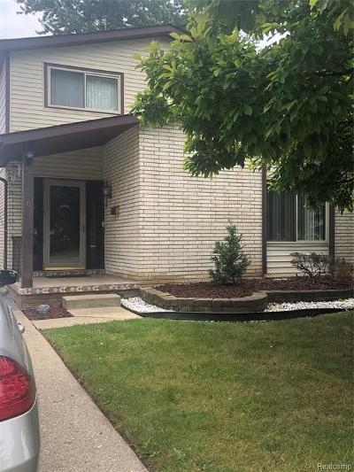Southfield Single Family Home For Sale: 29640 Brentwood Street