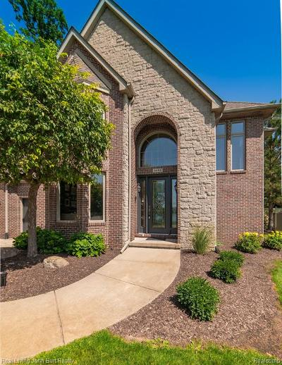 Fenton Twp Single Family Home For Sale: 3488 Breeze Point Court