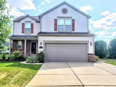 Grand Blanc Single Family Home For Sale: 10232 Meadow Crest Crt