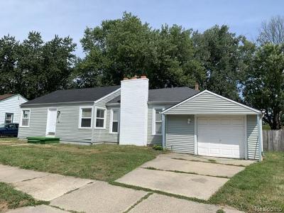 Farmington Hills, Farmington, Livonia, Redford Single Family Home For Sale: 27516 Long Street