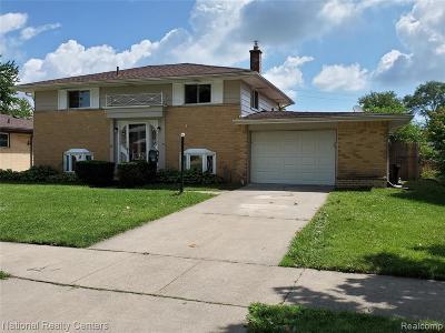 Rockwood Single Family Home For Sale: 31651 Hazel Street