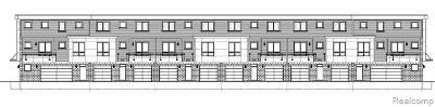 Royal Oak Condo/Townhouse For Sale: 328 Oakland Avenue