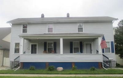 Wyandotte Multi Family Home For Sale: 420 Sycamore Street