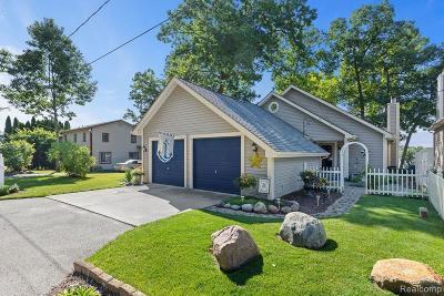 Fenton Twp Single Family Home For Sale: 4009 Minnetonka Drive