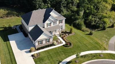 Commerce Twp Single Family Home For Sale: 2934 Montgomery Circle