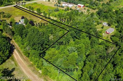Residential Lots & Land For Sale: N Lake Pleasant Road
