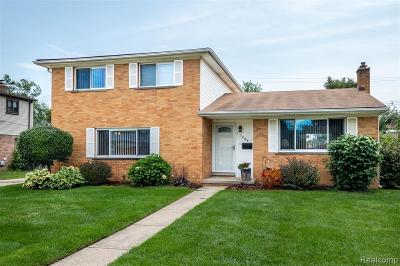 Sterling Heights Single Family Home For Sale: 11284 Diamond Drive