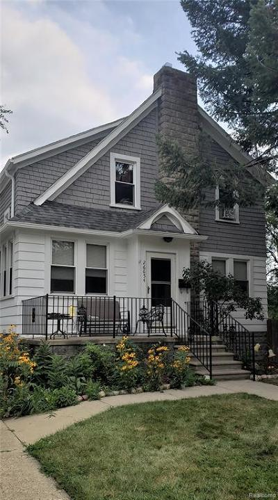 Clinton Twp, Harrison Twp, Roseville, St. Clair Shores Single Family Home For Sale: 26654 Rosewood Street