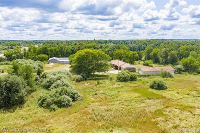 Residential Lots & Land For Sale: S Lapeer Rd