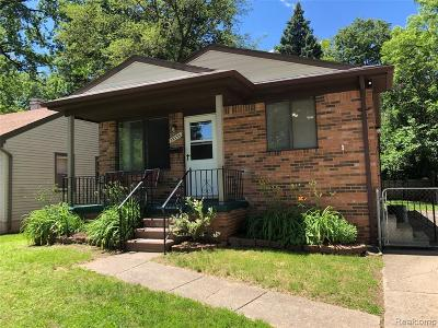 Oakland County Single Family Home For Sale: 29355 Tawas Street