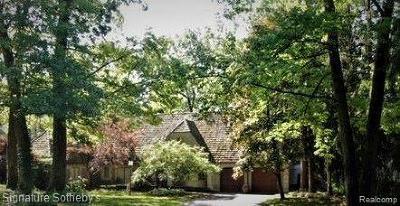 Condo/Townhouse For Sale: 5459 Bristol Parke Drive