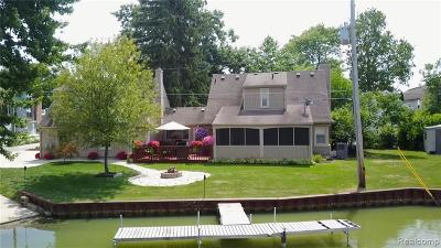 Novi Single Family Home For Sale: 1640 West Lake Drive