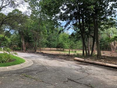 Bloomfield Twp Residential Lots & Land For Sale: Lot 148 Kendry