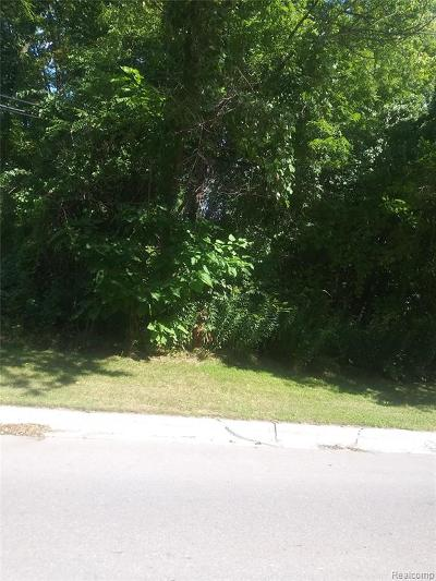 Farmington Hills Residential Lots & Land For Sale: Tuck Rd