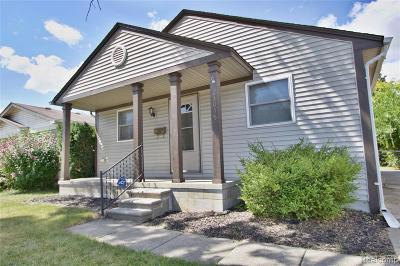 Macomb County Single Family Home For Sale: 23035 Rein Avenue