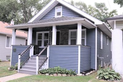 Ferndale Single Family Home For Sale: 341 Albany Street