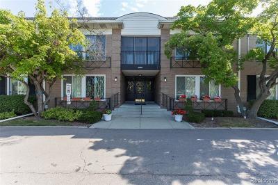 Southfield Condo/Townhouse For Sale: 25660 Southfield Road