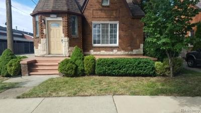 Wyandotte Single Family Home For Sale: 3218 20th Street