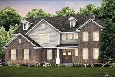 Garden City, Plymouth, Canton Twp, Livonia Single Family Home For Sale: 8763 Elmont Circle