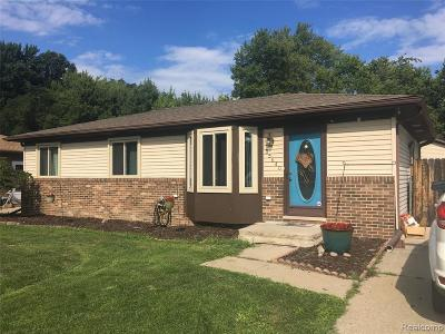 Shelby Twp, Utica, Sterling Heights, Clinton Twp Single Family Home For Sale: 35640 Willis Court