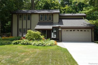 Livonia Single Family Home For Sale: 30725 Bobrich Street