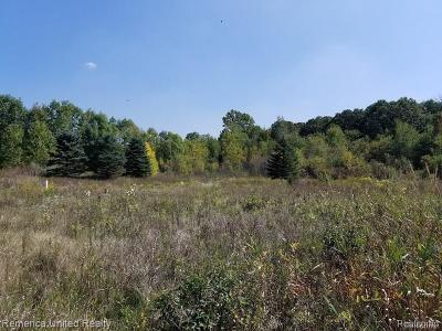Washtenaw County Residential Lots & Land For Sale: 9759 Jessica Lane