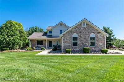 Highland Twp Single Family Home For Sale: 2679 Briar Cliff Drive