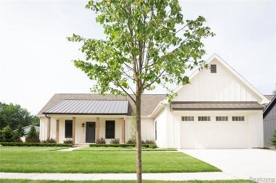 Commerce Twp Single Family Home For Sale: 4270 Ascott Lane