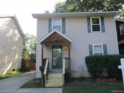 Ferndale Single Family Home For Sale: 410 Stratford Road