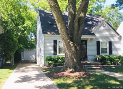 Birmingham MI Single Family Home For Sale: $265,000