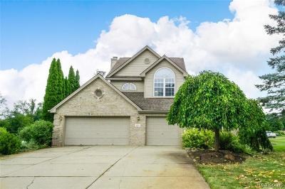 Single Family Home For Sale: 16160 Silverwood Drive